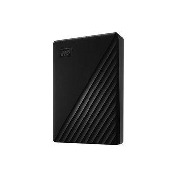 WD 威騰 2.5 5TB My Passport 黑 行動硬碟