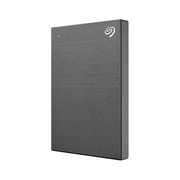 Seagate 希捷Backup Plus Slim 2TB 2.5吋 外接硬碟-極夜黑