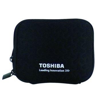 TOSHIBA 東芝 精美硬碟保護包-黑色