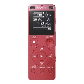 SONY 新力牌ICD-UX560FP 4G 粉紅