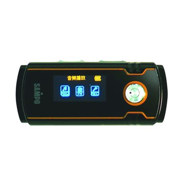 SAMPO 聲寶 MK-C904L 4G MP3(福利品出清)