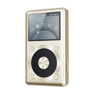 FiiO X1 隨身Hi-Fi音樂播放器-金