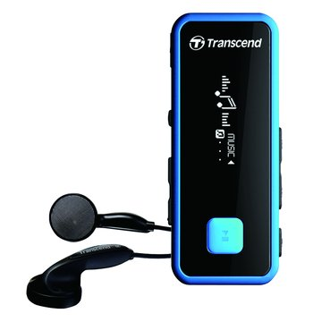 Transcend 創見 創見 MP350 8G 運動版MP3