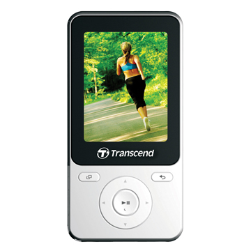 Transcend 創見創見 MP710 8G 白 MP3