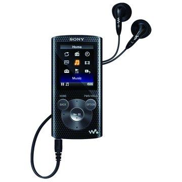 SONY 新力牌 NWZ-E383/BC 4G 黑(福利品出清)