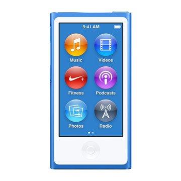 APPLE 蘋果 iPod nano 16G 藍 (MKN02TA/A)(福利品出清)