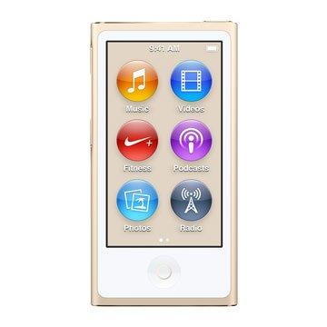 APPLE 蘋果 iPod nano 16G 金(MKMX2TA/A)(福利品出清)
