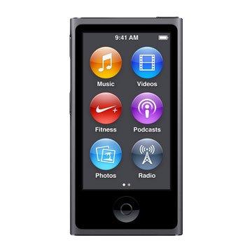 APPLE 蘋果 iPod nano 16G 灰(MKN52TA/A)(福利品出清)