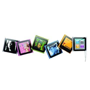 APPLE 蘋果 iPod nano 16G 銀 (1010)(6th GEN)(福利品出清)