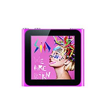 APPLE 蘋果 iPod nano 16G 粉紅 (1010)(6th GEN)(福利品出清)