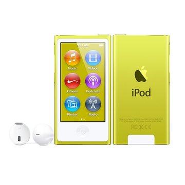 APPLE 蘋果 iPod nano 16G 黃 (1210)(福利品出清)