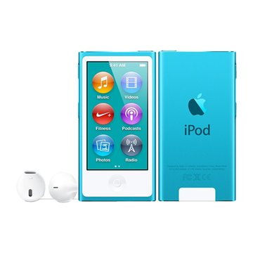 APPLE 蘋果 iPod nano 16G 藍 (1210)(福利品出清)