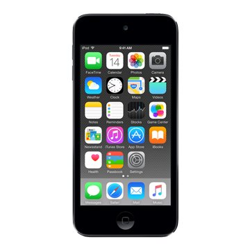 APPLE 蘋果 iPod Touch 16G 灰(MKH62TA/A)(福利品出清)