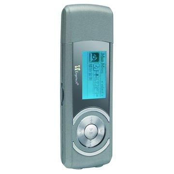 Ergotech 人因 UL406 4GB 銀色 MP3(福利品出清)