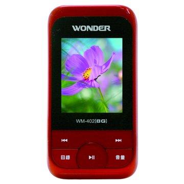 WONDER 旺德電通WM-402 8G MP4