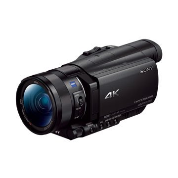 SONY 新力牌FDR-AX100 4K高畫質攝影機/黑