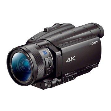 SONY FDR-AX700黑 4K插卡式攝影機