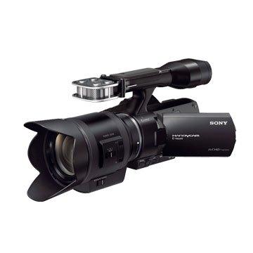 SONY 新力牌 NEX-VG30H 可交換鏡頭攝影機/黑