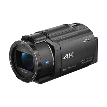 SONY 新力牌FDR-AX40 4K /黑 插卡式攝影機