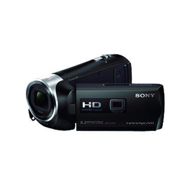 SONY 新力牌 HDR-PJ240 插卡式攝影機/黑