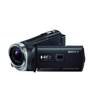 SONY 新力牌 HDR-PJ340 插卡式攝影機/黑
