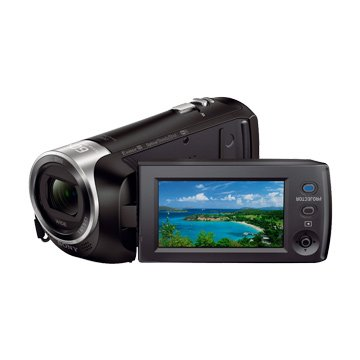 SONY 新力牌 HDR-PJ440 插卡式攝影機/黑