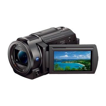 SONY 新力牌 FDR-AX30 4K 插卡式攝影機/黑