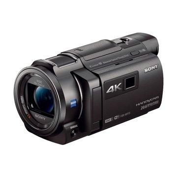 SONY 新力牌 FDR-AXP35 4K 插卡式攝影機/黑