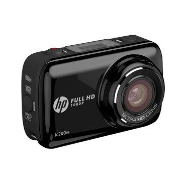 hp 惠普 LC200W 黑 迷你無線錄影機