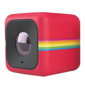 Polaroid 寶麗萊 CUBE Plus/紅 迷你攝影機