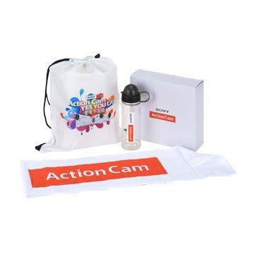SONY 新力牌 Action cam 運動用品組