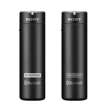 SONY 新力牌 ECM-AW4 攝影機用藍芽無線麥克風