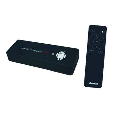 Abocom 友旺 A08M Android智慧電視棒+飛鼠遙控器(福利品出清)