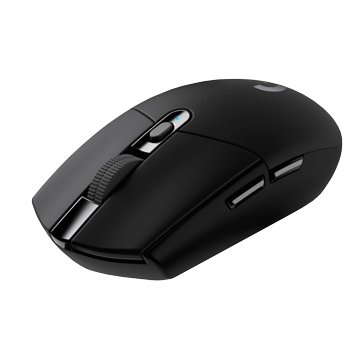 Logitech 羅技 G304 無線電競滑鼠(黑)