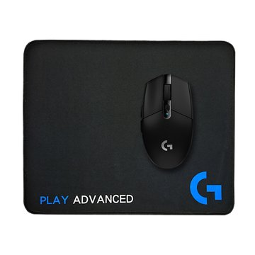 Logitech 羅技 G304無線電競滑鼠(含鼠墊)(黑)