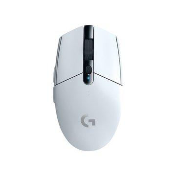 Logitech 羅技 G304無線電競滑鼠(白)