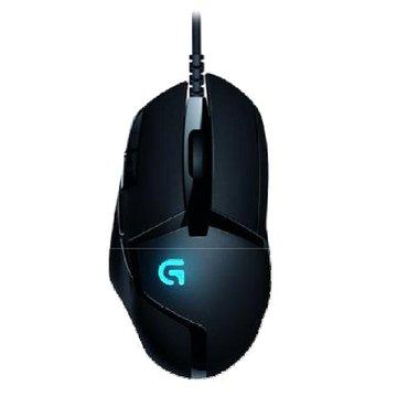 Logitech 羅技G402遊戲光學滑鼠/USB(黑)