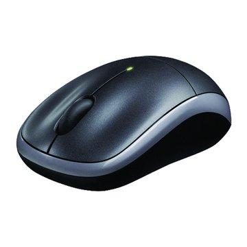Logitech 羅技 黑/M215 2.4G無線行動滑鼠