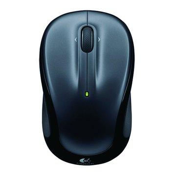 Logitech 羅技M325無線滑鼠(黑)