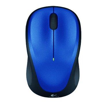 Logitech 羅技 藍/M235無線滑鼠