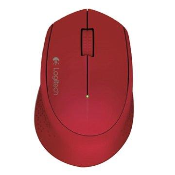 Logitech 羅技M280無線滑鼠(紅)