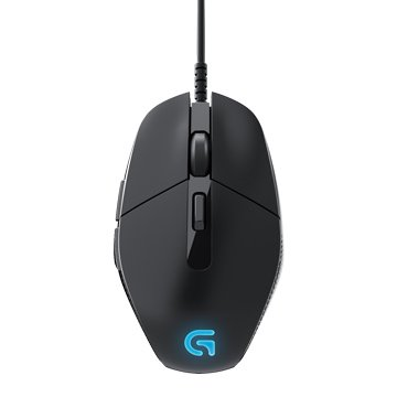 Logitech 羅技G302電競滑鼠/USB