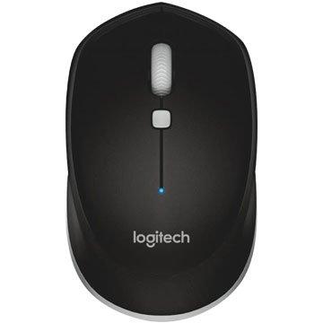 Logitech 羅技M337藍牙滑鼠(黑)