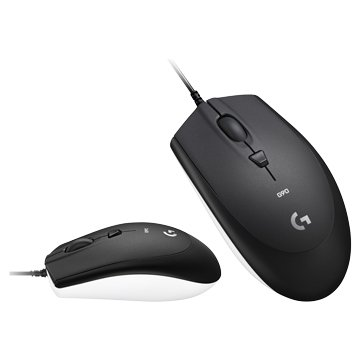 Logitech 羅技 G90(二代)電競滑鼠/USB(黑)