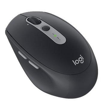 Logitech 羅技 M590 多工靜音無線滑鼠(黑)