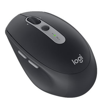 Logitech M590 多工靜音無線滑鼠(黑)