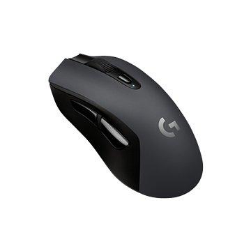Logitech 羅技G603無線遊戲滑鼠/USB(黑)