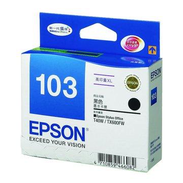 EPSON 愛普生T103150 黑色墨水匣