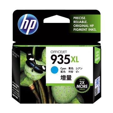 hp 惠普C2P24AA(935XL) 藍色墨水匣