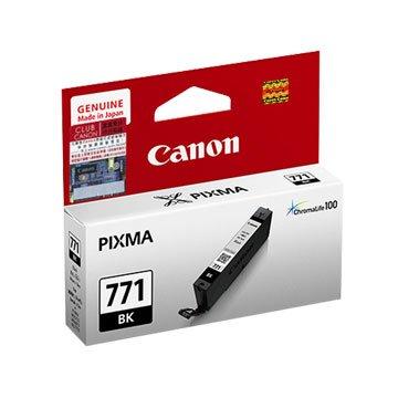 Canon 佳能CLI-771 BK 黑色墨水匣